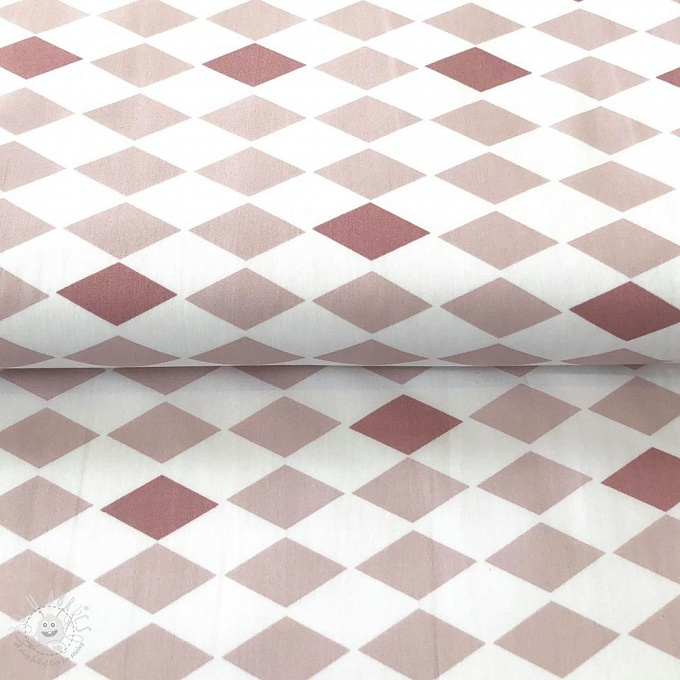 0c0790d2ac Cotton fabric Special wyber old pink   bubufabrics.com