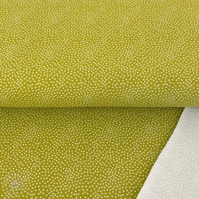 f7b37024b982 Sweat Tiny dots lime